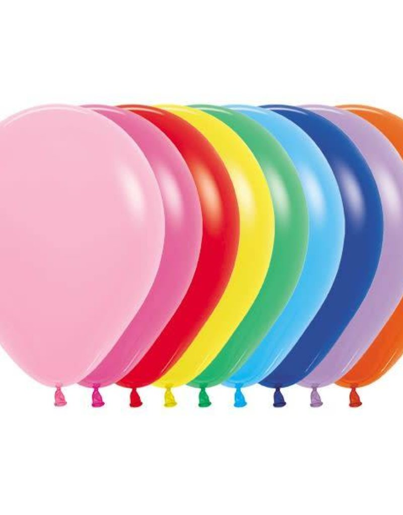 """Sempertex avalloons ballonnen 10"""" 30 stuks"""