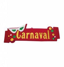 ESPA muurdecoratie Carnaval