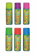 Serpentine spray