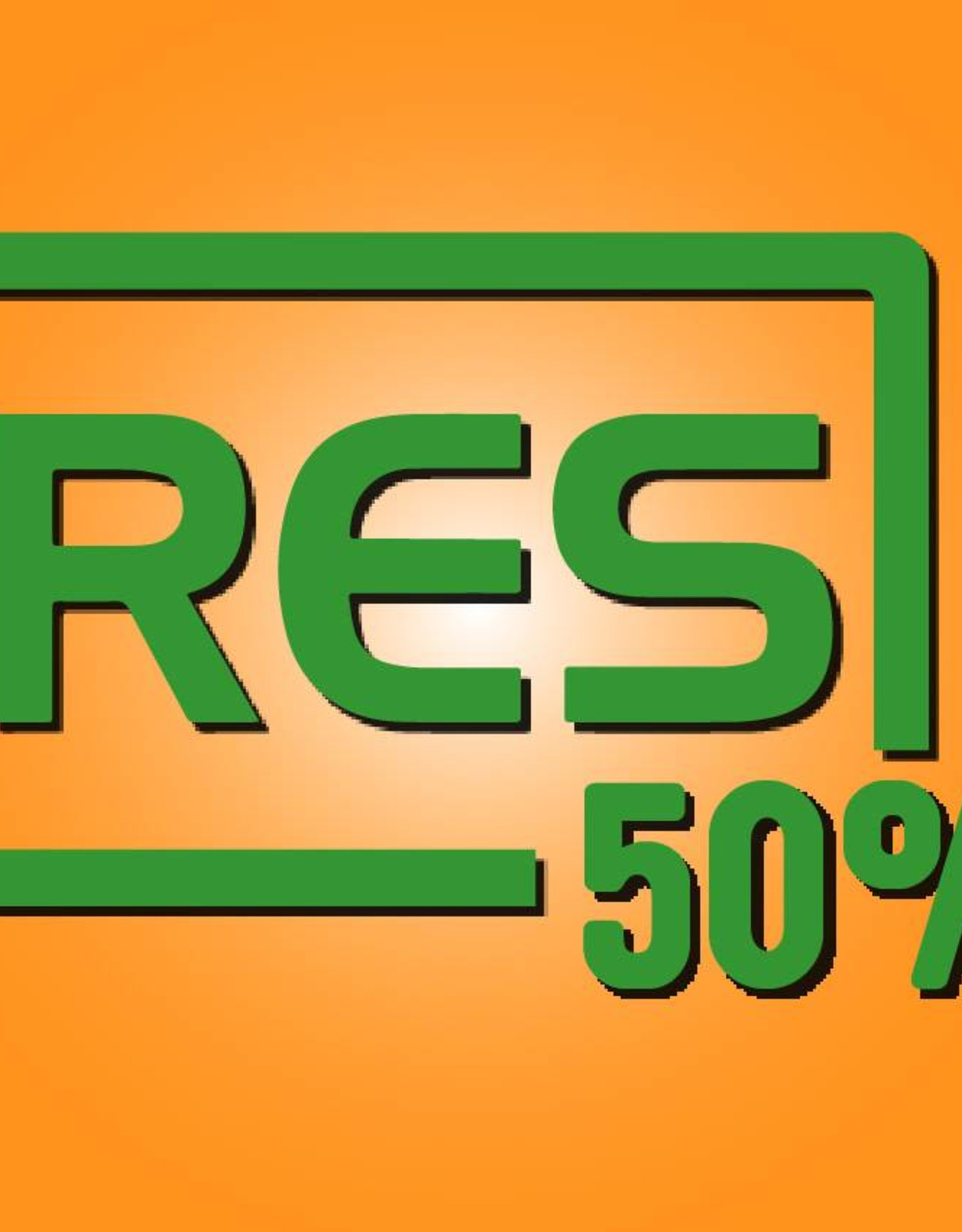 50%RES