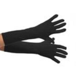 WITBAARD handschoenen zwart voor Piet