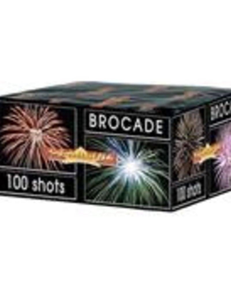 FARAM Brocade 100 shot