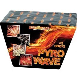 FARAM Pyro wave 25 shot
