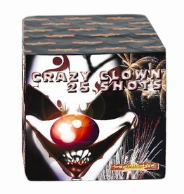 FARAM Crazy clown 25 shot