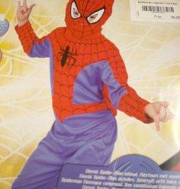 Folat Spiderman origineel 7 tot 8 jaar