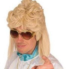 FARAM pruik nektapijt blond