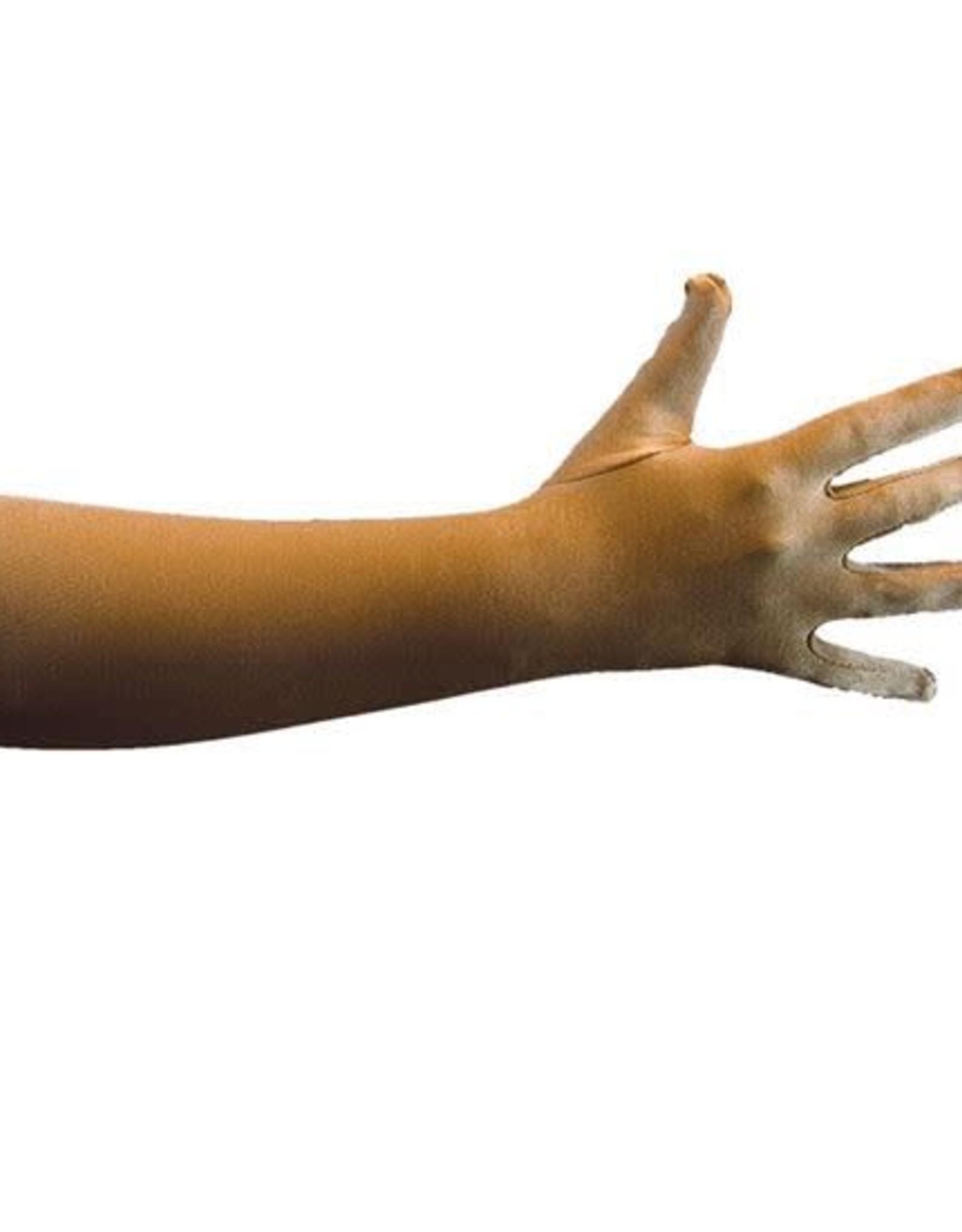 WITBAARD handschoenen 40  cm satijn goud