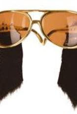 FARAM bril elvis met fassen