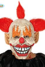 FIESTAS GUIRCA masker clown met haar luxe