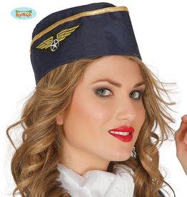FIESTAS GUIRCA stewardess hoed