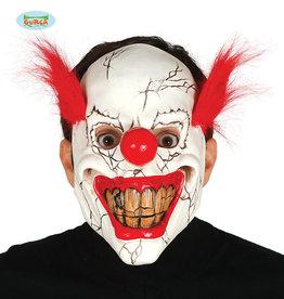 FIESTAS GUIRCA masker horror clown