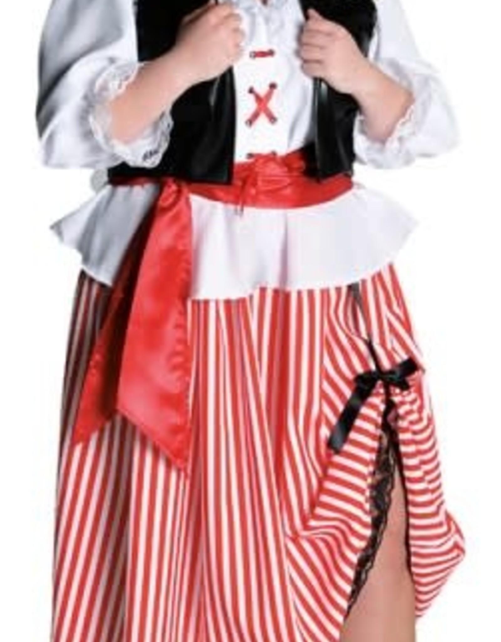 MAGIC Piraatdame XXL huurprijs € 20