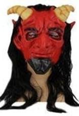 FARAM masker duivel met haar