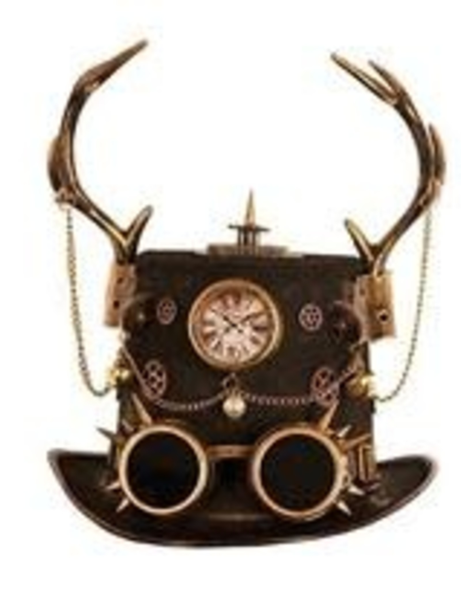 FARAM Hoge hoed steampunk gewei huurprijs 20