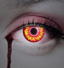 jaarlenzen UV Fire in your eyes
