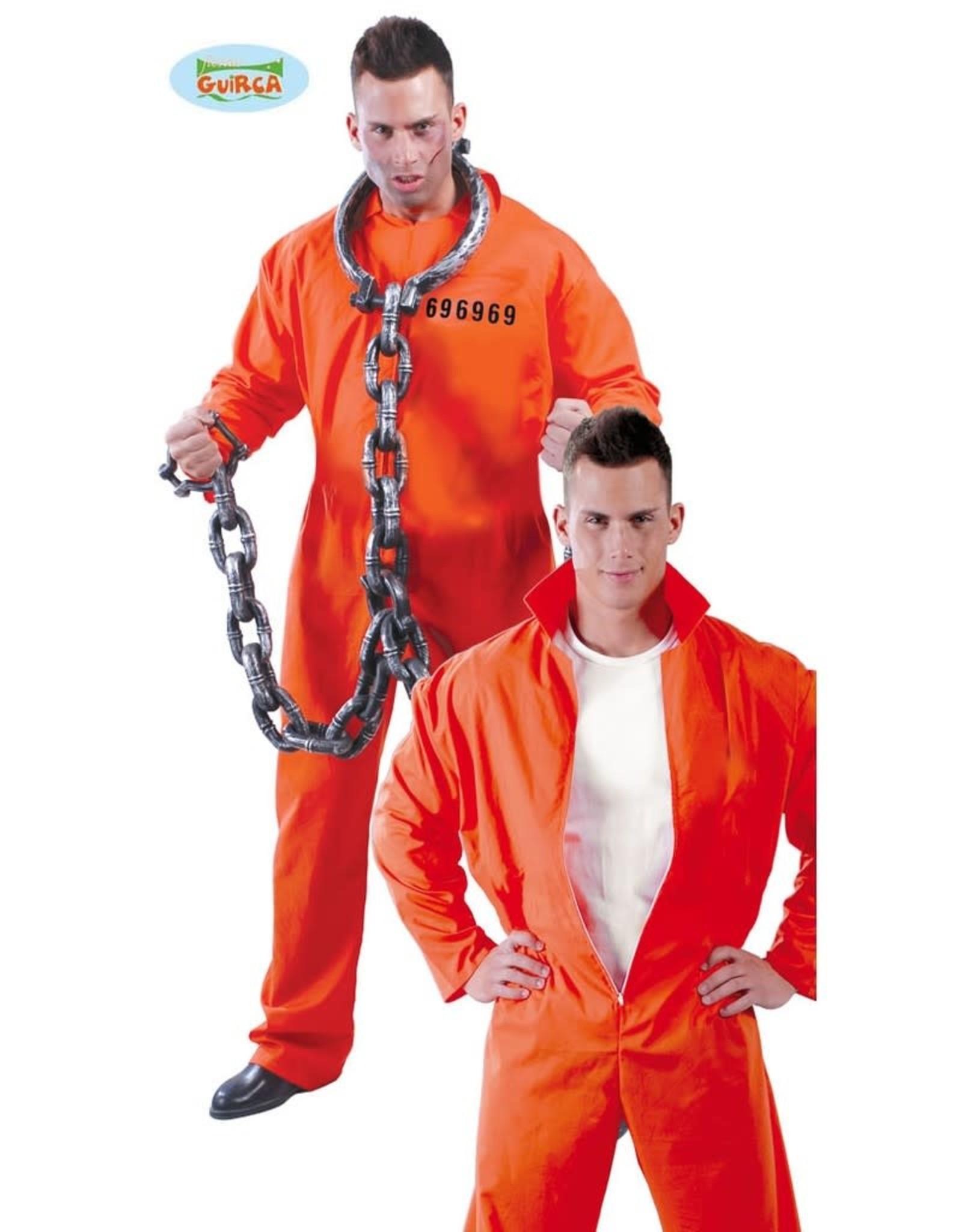 FIESTAS GUIRCA Gevangene oranje