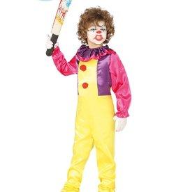 FIESTAS GUIRCA clown 10-12 jaar