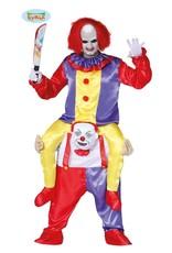 FIESTAS GUIRCA draag mij clown