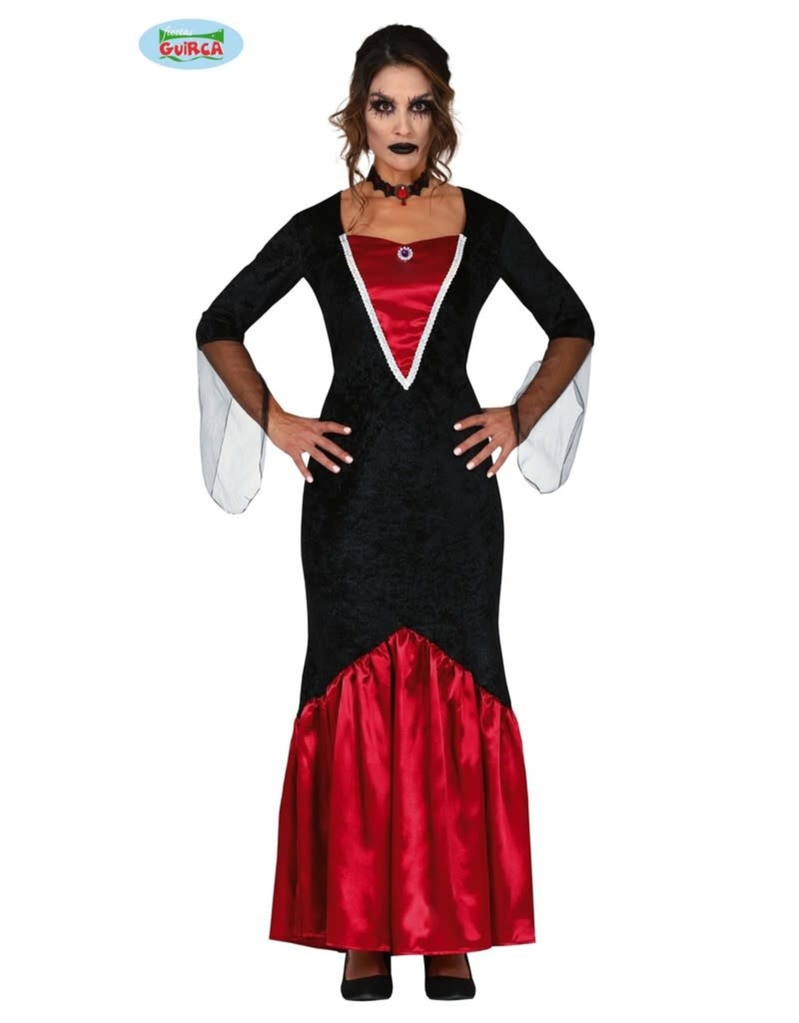 FIESTAS GUIRCA vampires met rode rok