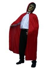 FARAM Venetiaanse cape rood met kap huurprijs € 15