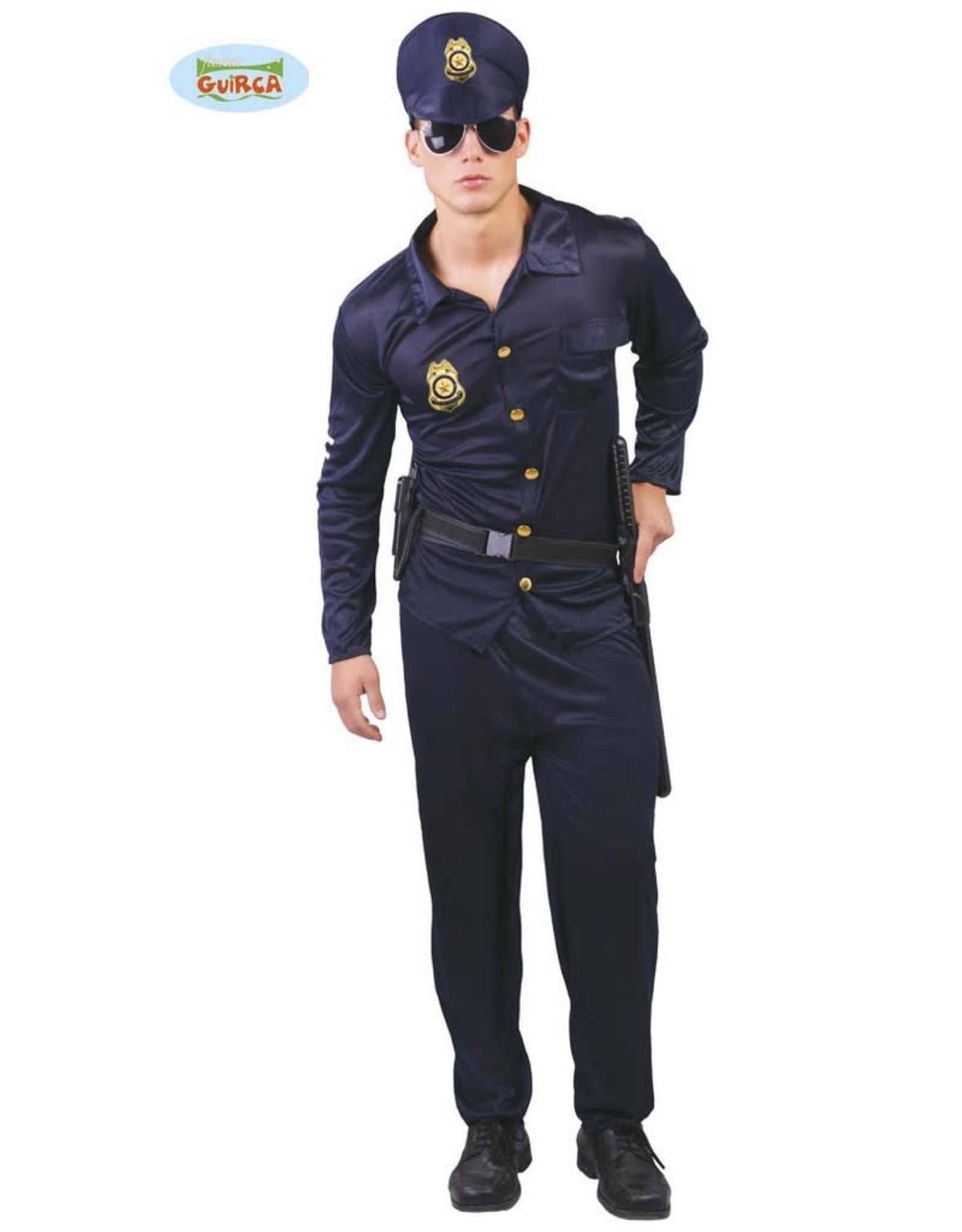 FIESTAS GUIRCA Politie XL 54/56