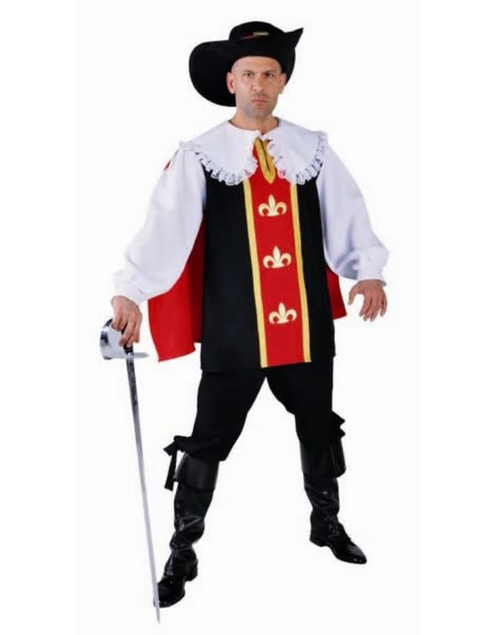 MAGIC Musketier huurprijs € 20