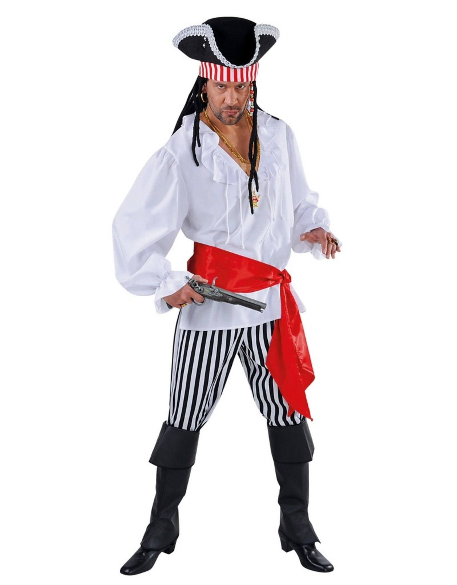 MAGIC piraat strepen huurprijs € 15