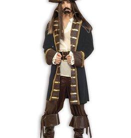Bristol Novelty Ltd. Luxe Piraat Jack Sparrow huurprijs 50