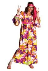 MAGIC Lange hippie jurk huurprijs € 15