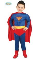 FIESTAS GUIRCA superheld 10-12 jaar
