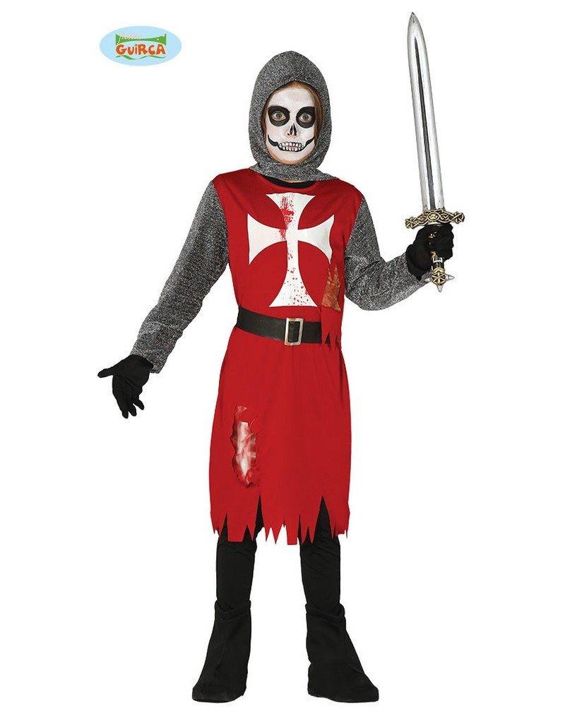 FIESTAS GUIRCA ridder zombie 5 tot 6 jaar