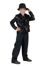 ESPA disco vest zwart huurprijs 20  116