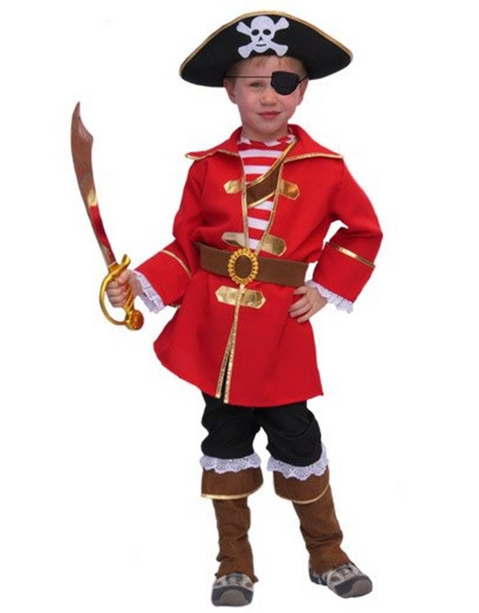 FARAM piraat kapitein 140 huurprijs 15