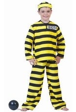 ESPA gevangene geel zwart 104