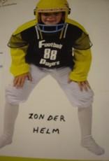 ESPA Amerikaanse voetballer zonder helm