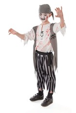 Bristol Novelty Ltd. piratenjongen met bloed