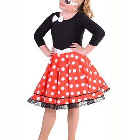 MAGIC Rock 'n roll jurk minnie 164