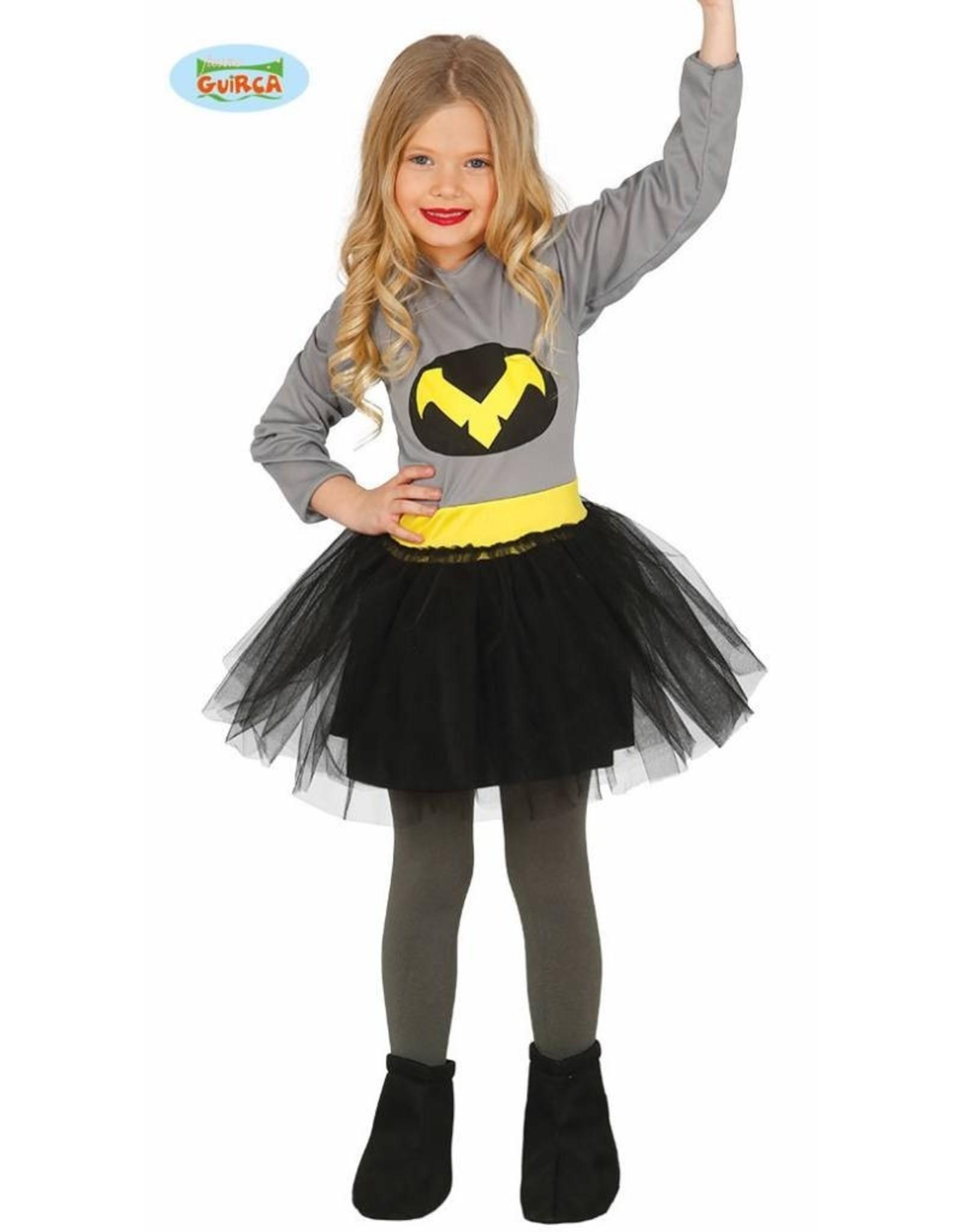 FIESTAS GUIRCA batgirl 5 tot 6 jaar