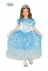 FIESTAS GUIRCA prinses blauw kind