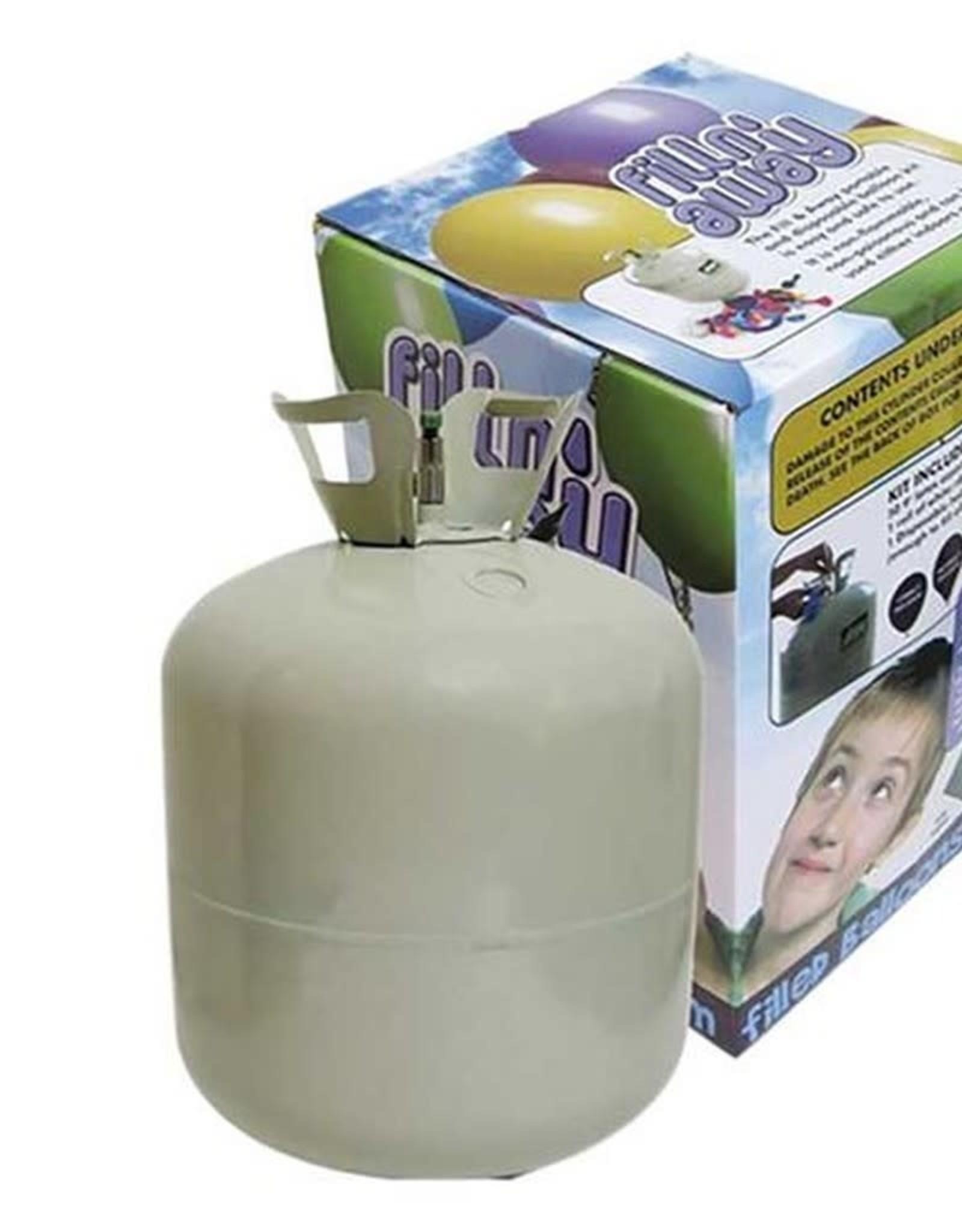 WITBAARD heliumcylinder voor 30 ballonnen