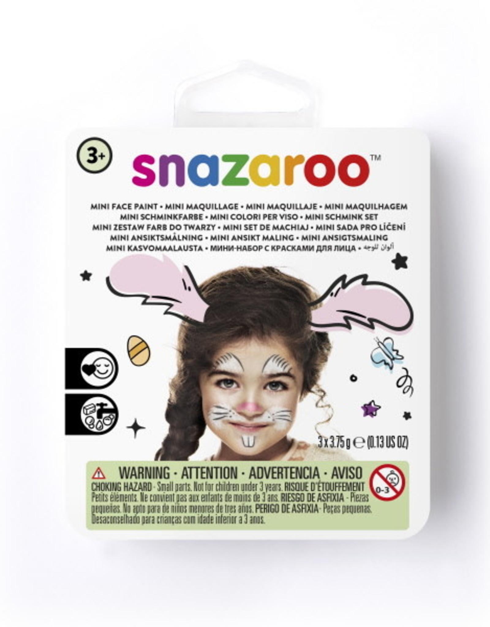 Snazaroo konijn set