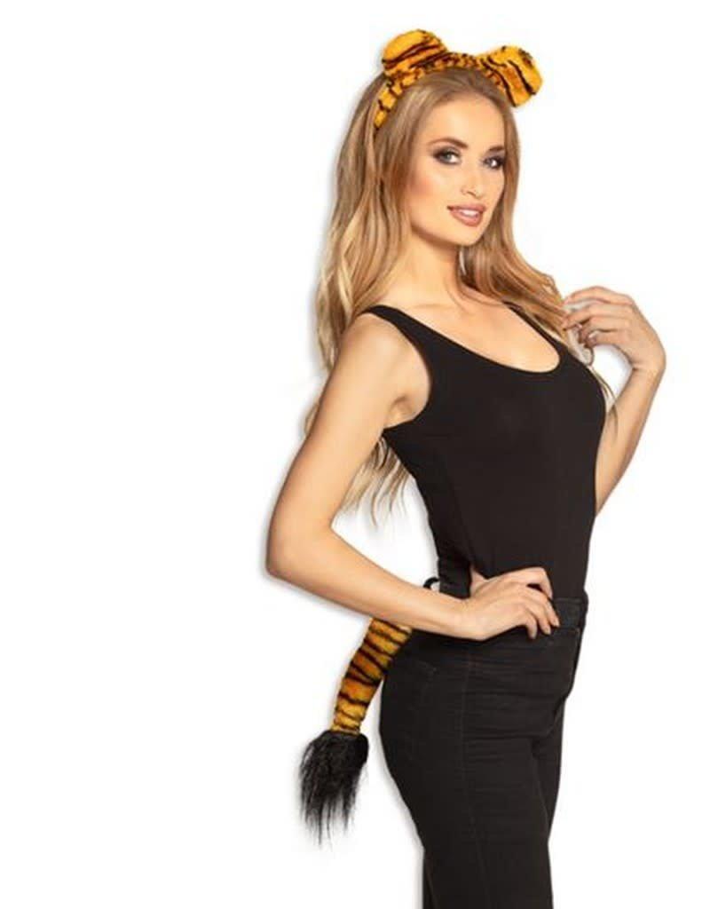 WITBAARD tijger set