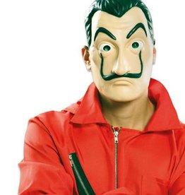 WITBAARD masker La Casa de Papel latex