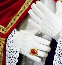 WITBAARD luxe handschoenen sint XXL