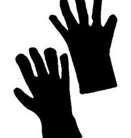 ESPA handschoenen kort zwart