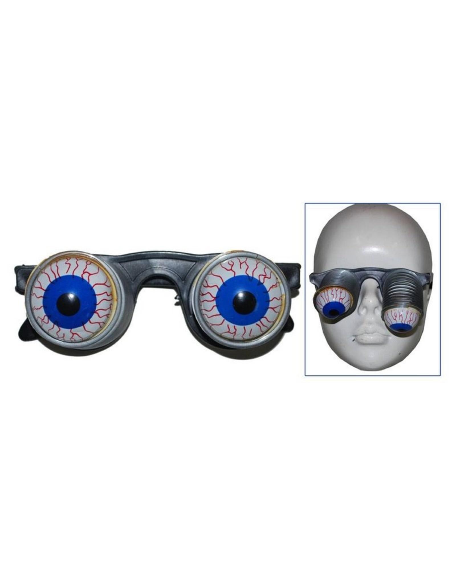 ESPA bril met veren horror