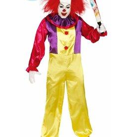 FIESTAS GUIRCA killer clown