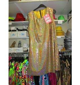 AUGUSTIJNEN glitterkleedje  huurprijs € 20