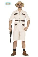 FIESTAS GUIRCA Safari Kostuum