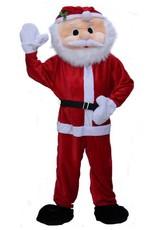 FARAM kerstman mascotte
